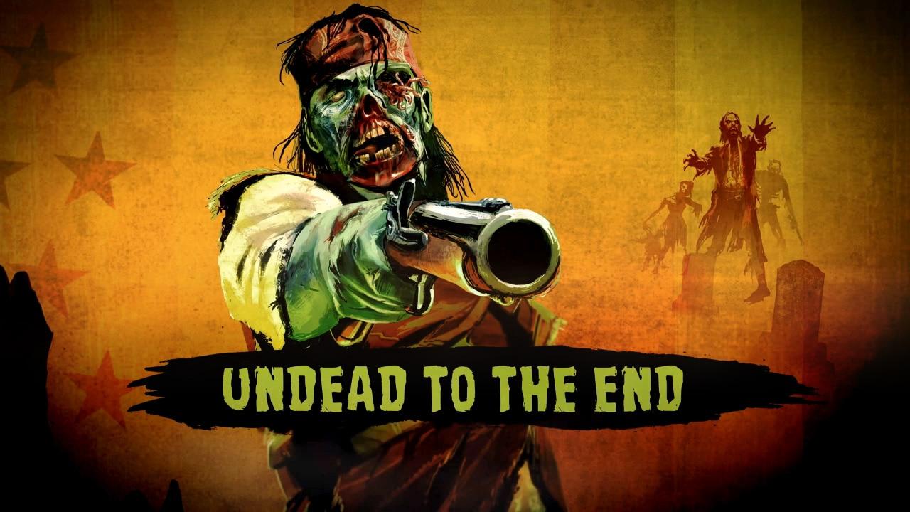 Red Dead Redemption Undead Nightmare Official Trailer Rockstar